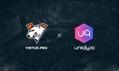 Virtus.pro and Uniqly announce upcoming NFT collection