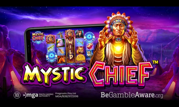 PRAGMATIC PLAY SADDLES UP FOR AN ADVENTURE IN MYSTIC CHIEF™