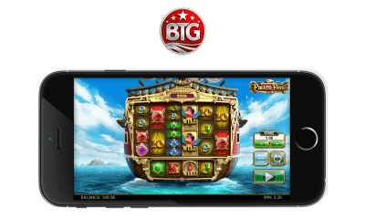 BTG'S PIRATE PAYS MEGAWAYS™ SLOT TO DEBUT EXCLUSIVELY AT UNIBET, 13 OCTOBER