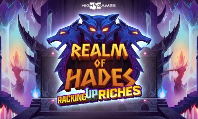 Enter the Underworld in Realm of Hades, a New Online Slot from High 5 Games