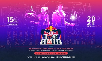 Ninjas in Pyjamas wins Red Bull Home Ground open qualifier to earn a place in the Finals against the biggest VALORANT teams