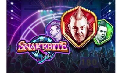 Play'n GO land a bullseye with their latest release, Snakebite