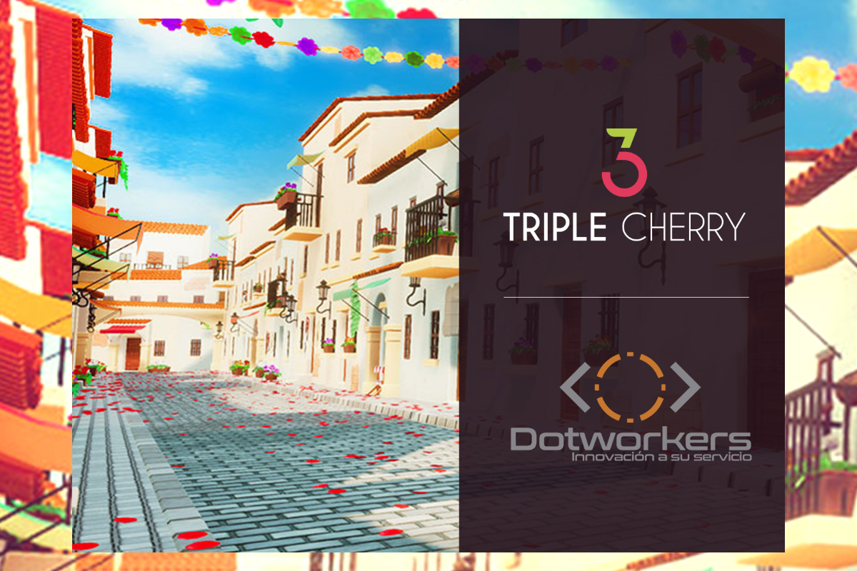 Triple Cherry partners with Dotworkers