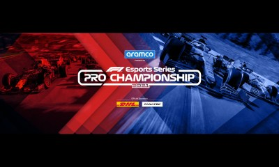 Jarno Opmeer and Mercedes lead F1 Esports Series Pro Championship presented by Aramco after dramatic Event 1