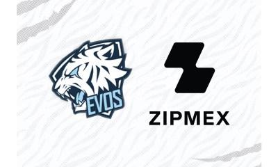 EVOS Esports Launches Partnership with Asia's Largest Digital Asset Platform Zipmex