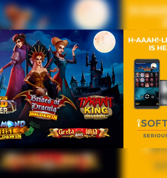 iSoftBet gets spooky Halloween addition to top-performing slots