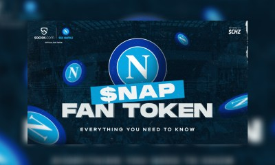S.S.C Napoli To Launch $NAP Fan Token On Socios.Com