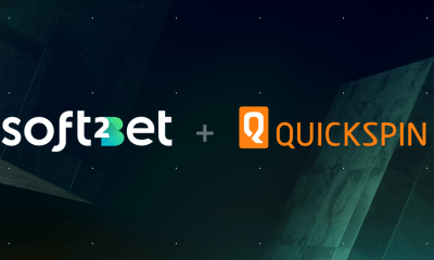 Soft2Bet expands with direct Quickspin integration