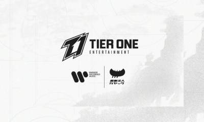 Leading Esports Company Tier One Entertainment announces expansion to Japan