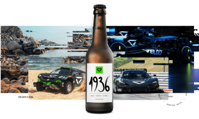 Cheers! Veloce launches official beer with partner 1936