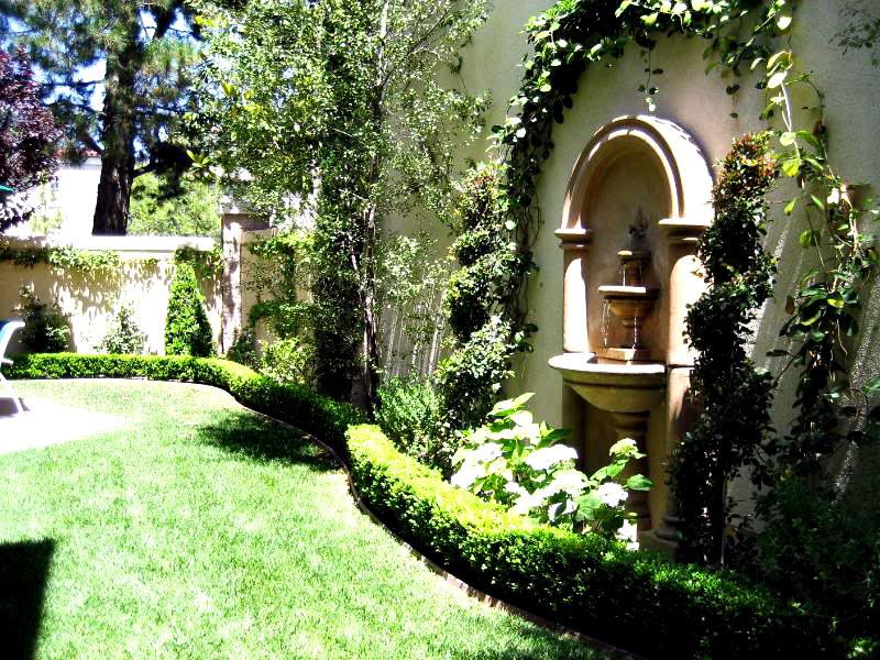 European Garden Design