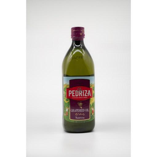 Pedruza Grapeseed Oil 1lit
