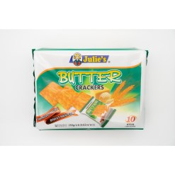Julie's Buter Crackers 250g