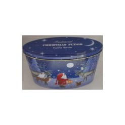 Gardiner Traditional Christmas Fudge Vanilla Flavour Tin 300g