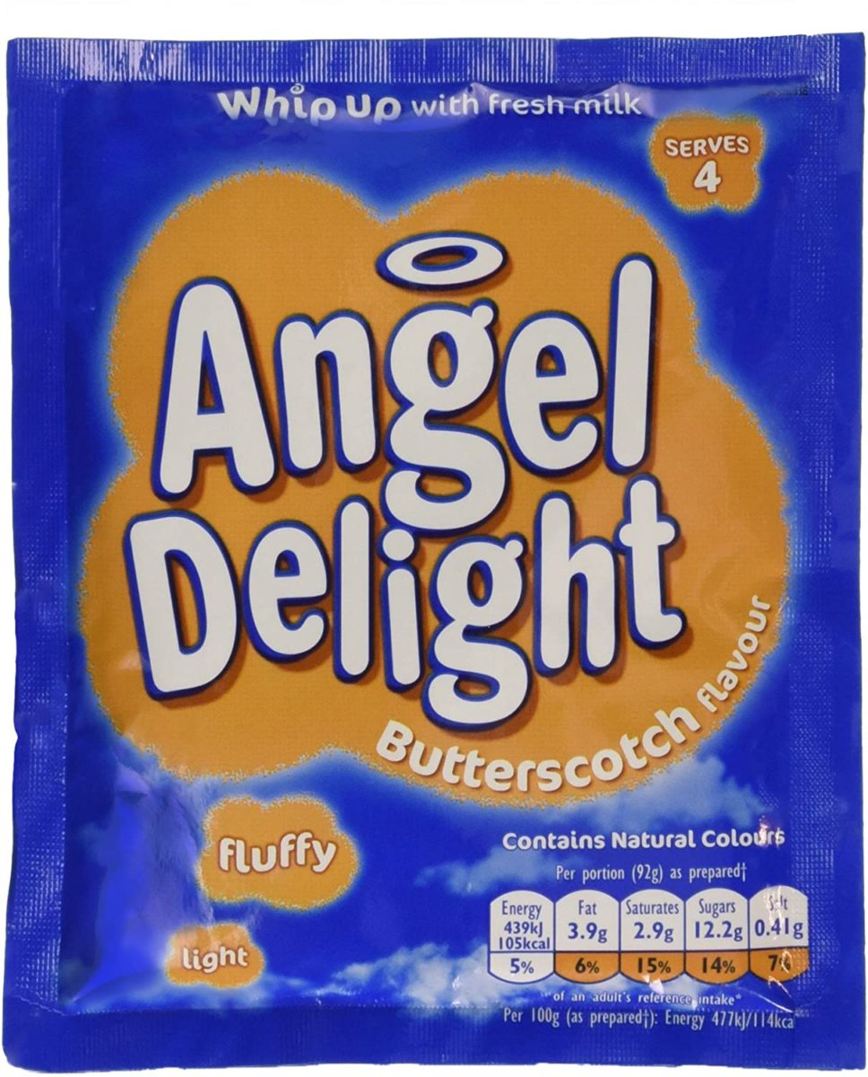 Angle Delight Butterscotch