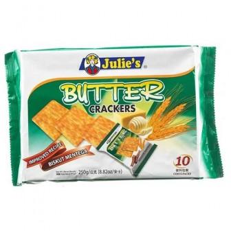 Julie's Buter Crackers 250g