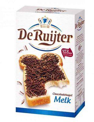 De Ruijter Milk Chocolate Sprinkles 380g