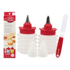Betty Crocker Cookie & Cake Decorating Set
