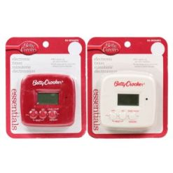 Betty Crocker Electronic Timer