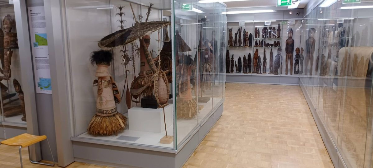 © Eelco Bruinsma - Open depot Überseemuseum Bremen