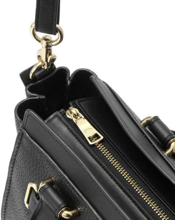 Coach 87299 swagger 21 shoulder bag black