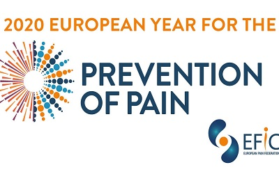 2020 is the European Year For The Prevention of Pain!