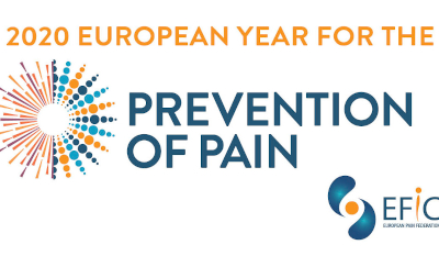 2020 Global and European Year for Pain Prevention – how you can get involved