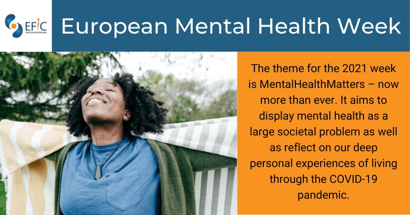 European Mental Health Week 2021