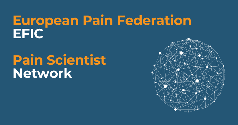Take part in the EFIC Pain Scientist Network!