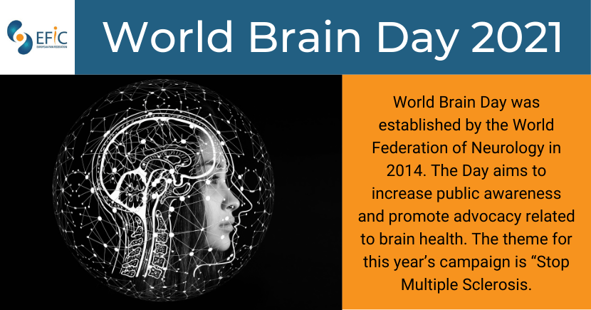 World Brain Day 2021: Stop Multiple Sclerosis