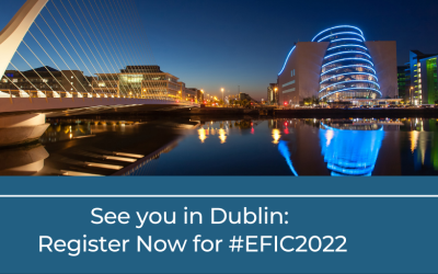 Registration for #EFIC2022 is Now OPEN!