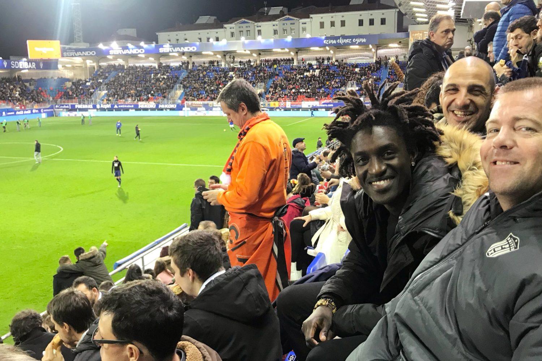 Watch La Liga matches