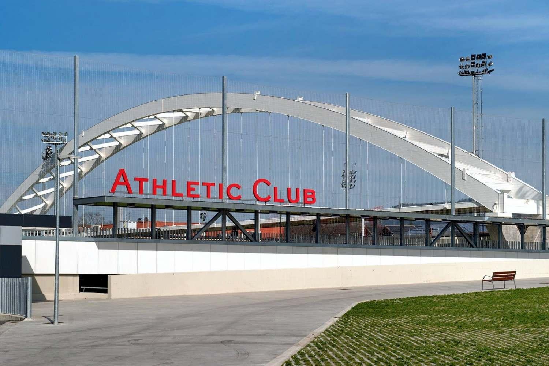Athletic Bilbao's Lezama training complex