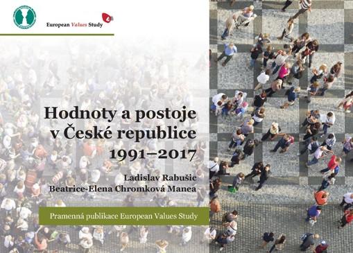 Values and attitudes in the Czech Republic 1991-2017