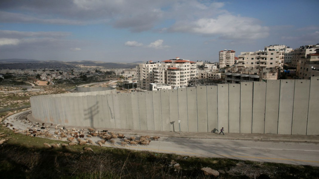 The UN Slams Israel's Settlement Expansion in West Bank
