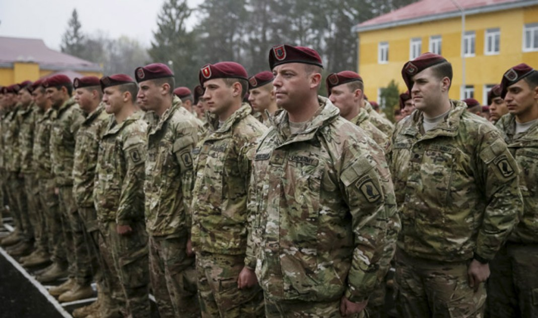 Russia Furious Over US-Ukraine Joint Military Drills