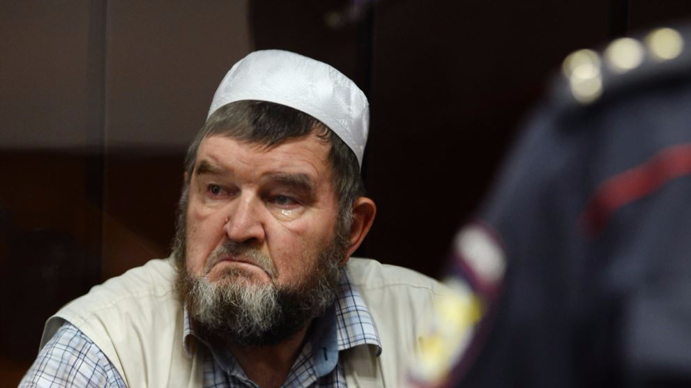Moscow imam sentenced for 'justification of terrorism'
