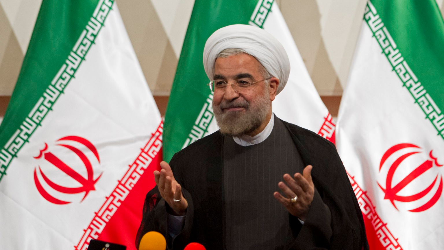 Rouhani – second time President of Iran