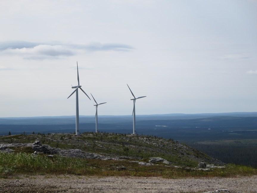 La part des énergies renouvelables dans l'UE augmente