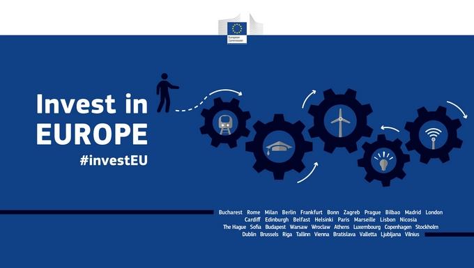400 milliards d'euros investis dans les territoires grâce au Plan Juncker
