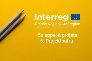 Dernier appel à projet Interreg VA !