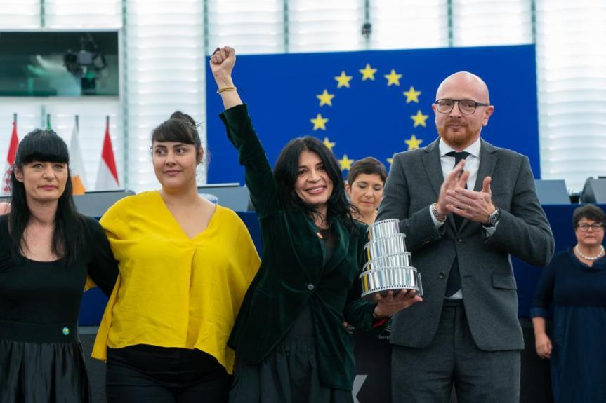 Prix Lux 2019 décerné à «Dieu existe, son nom est Petrunya»