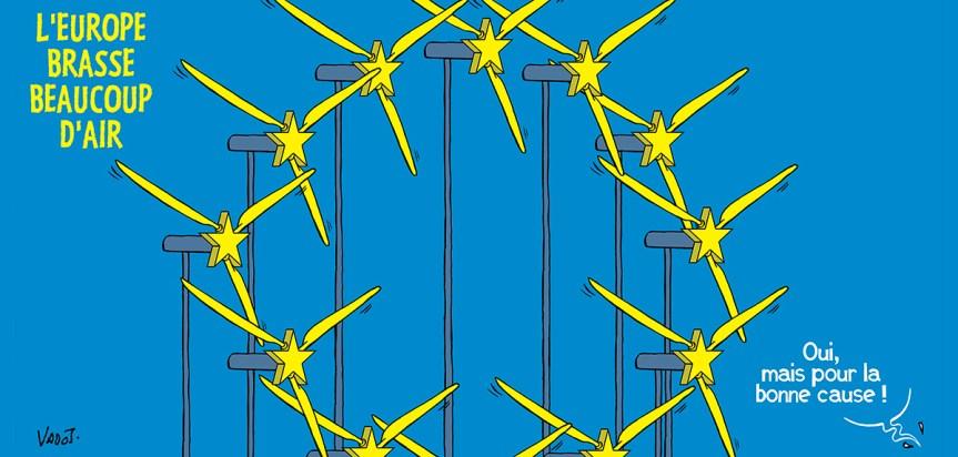 Nouvelles fiches «Décodeurs de l'Europe», pour tout savoir sur les actions de l'UE