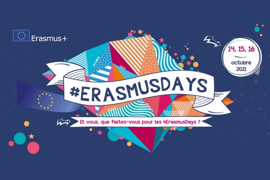 Participez aux Erasmus+ Days 2021