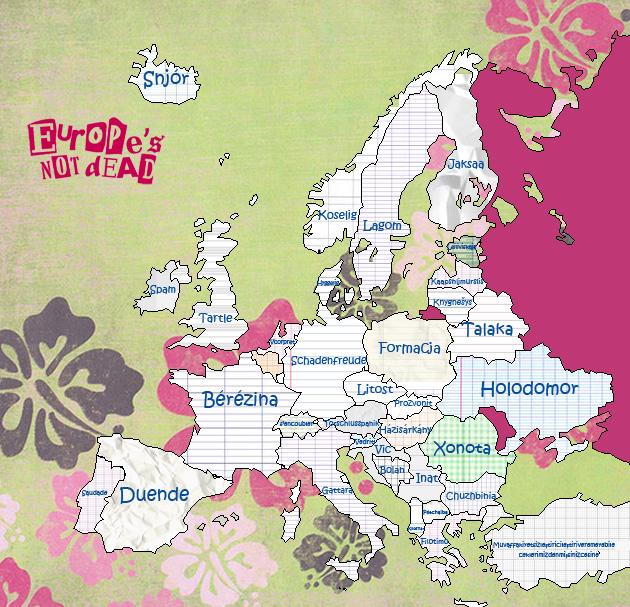 European Untranslatable Words
