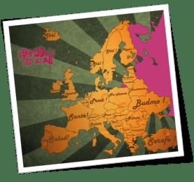 Mini - European Toasts