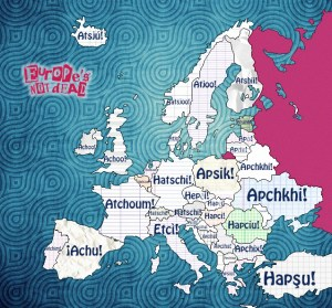 Eternuements Européens