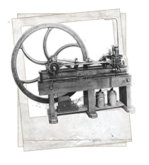 European inventions - Luxemburg - Internal Combustion Engine