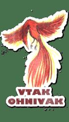 Slovakia - European creature - Vtak Ohnivak