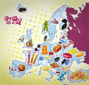Bonbons européens